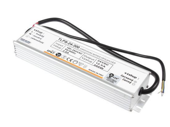 LED zdroj 24V 300W IP67
