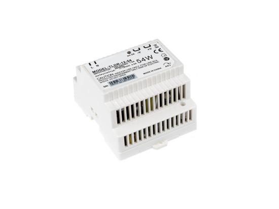 LED zdroj 12V 54W na DIN lištu