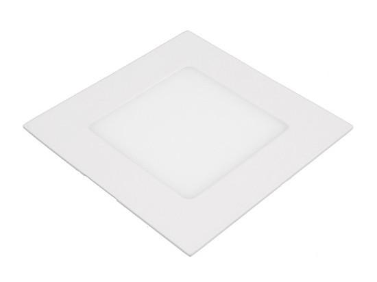 SN6 LED panel 6W čtverec 120x120mm