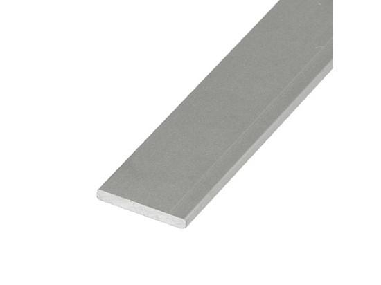 LED profil plochý ELOX 15x2 a 25x2 mm
