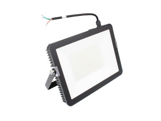 LED reflektor SLB100W černý 100W