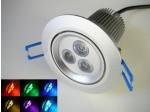 RGB podhledové svítidlo 12W 12VDC