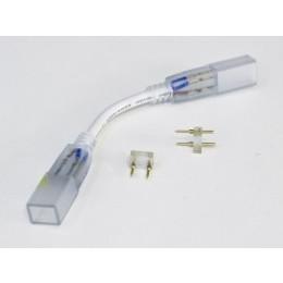 Spojka LED pásku na 230V s kabelem
