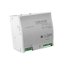 LED zdroj 24V 240W na DIN lištu