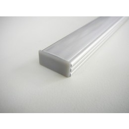 Koncovka LED profilu N2 plastová
