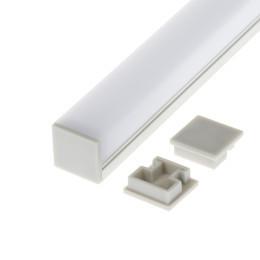 Koncovka LED profilu N8H