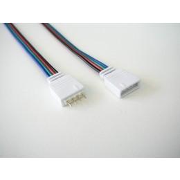 4pin RGB spojovací sada s kabelem