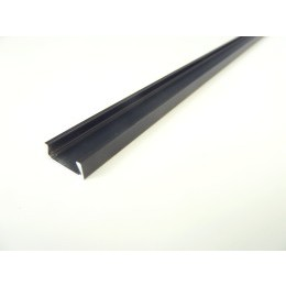 LED profil Mikro 2 černý