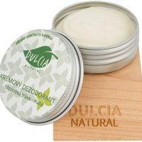 Dulcia natural Přírodní krémový deodorant citronová tráva - máta 30 g