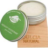Dulcia natural Přírodní krémový deodorant pro muže 30 g