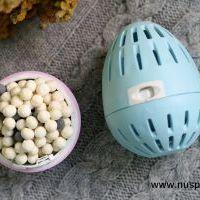 Ecoegg Vajíčko na praní s vůní Svěží bavlna 210 praní