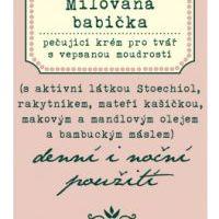Havlíkova přírodní apotéka Milovaná babička, pleťový krém pro zralou pleť (30 ml)
