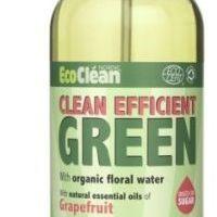 Eco Clean Intenzivní čisticí prostředek a odstraňovač vodního kamene s vůní Grapefruit 750 ml