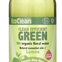 Eco Clean Prostředek na mytí nádobí s vůní Citrón 500 ml