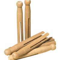 Redecker Retro kolíčky na prádlo z bukového dřeva 10,5 cm