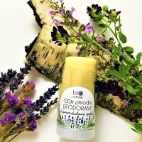 Biorythme 100% přírodní deodorant Levandulové pole