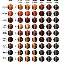 Voono Orange Přírodní barva na vlasy Henna