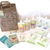 Yellow&Blue Startovací balíček ekodrogerie 10 produktů