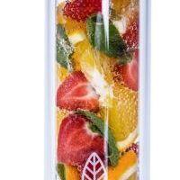 The Goodglass skleněná lahev na pití 450 ml