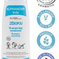 Alphanova Santé Šampon proti vším BIO 200 ml