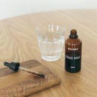 MALINNA° Elixir Mint kúra na zvýšení imunity 100 ml