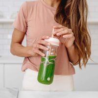Equa Plastová lahev na pití BEAT 2in1 - 0.8 l