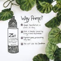 Zuii Organic Bio Podkladová báze pod make-up 30 ml
