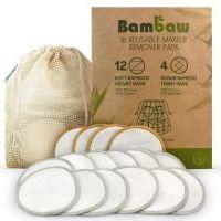 Bambaw Bambusové odličovací tamponky (16ks)