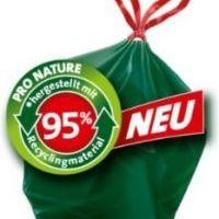 Swirl EKO Zatahovací pytle na odpad z recyklovaných materiálů (8 ks) - 60 l
