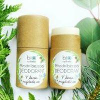 Biorythme BEZSODÝ deodorant V lese najde(š) se, papírový obal