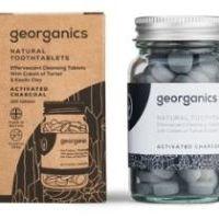 Georganics Zubní pasta v tabletkách - Activated Charcoal