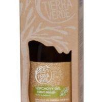 Tierra Verde Sprchový gel Esence svěžesti – Vavřín kubébový (230 ml)