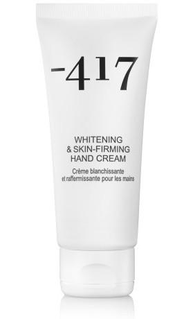 Minus 417 Bělicí a zpevňující krém na ruce proti pigmentovým skvrnám