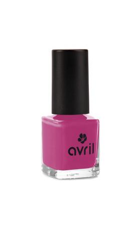 Avril Organic Lak na nehty 7-free Poupre No. 568