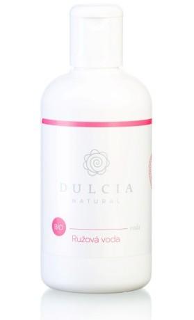 Dulcia natural BIO růžová voda 250 ml