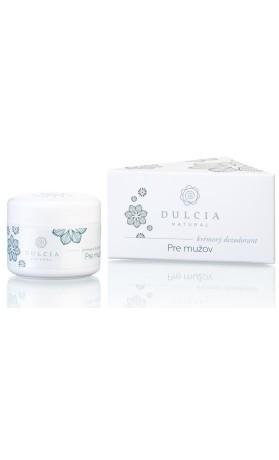 Dulcia natural Přírodní krémový deodorant pro muže