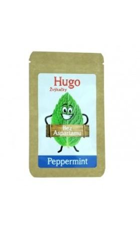 Hugo Žvýkačky Peppermint velké balení