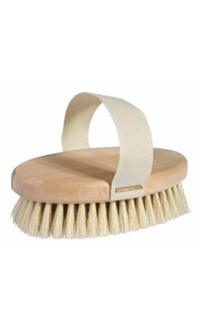 Redecker Kartáček na masáž pokožky z bukového dřeva 13,5 cm