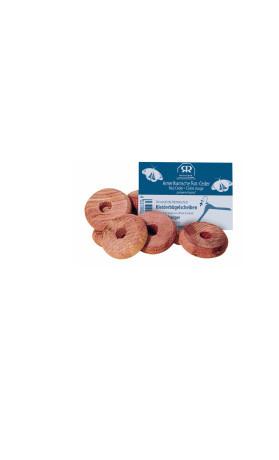 Redecker Disky proti molům z červeného cedrového dřeva