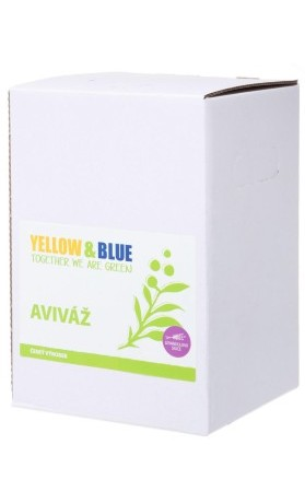 Yellow&Blue Aviváž s vůní levandule, bag-in-box