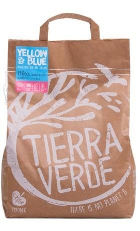 Yellow&Blue Bika – jedlá soda, soda bicarbona, hydrogenuhličitan sodný, pap. sáček