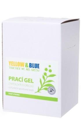 Yellow&Blue Prací gel na funkční sportovní textil s koloidním stříbrem, bag-in-box