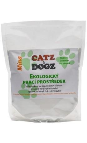 Catz&Dogz Mína – prací prostředek pro chovatele (zip sáček 1 kg)