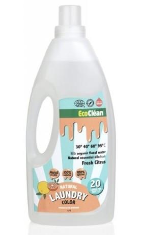 Eco Clean Tekutý prací prostředek s vůní Svěží citrus