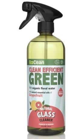 Eco Clean Čistič oken, skel a zrcadel s vůní Grapefruit (s rozprašovačem)