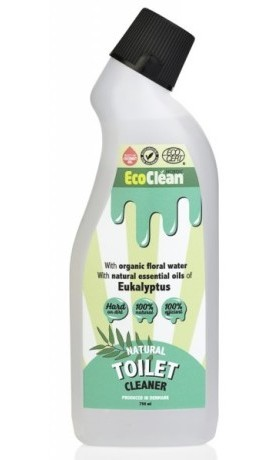 Eco Clean WC čistič s vůní Eukalyptus