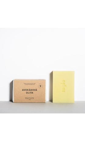 Mylo Avokádová oliva, výživné přírodní mýdlo na citlivou pleť