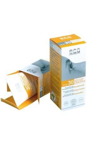 Eco Cosmetics Opalovací krém SPF 30 BIO