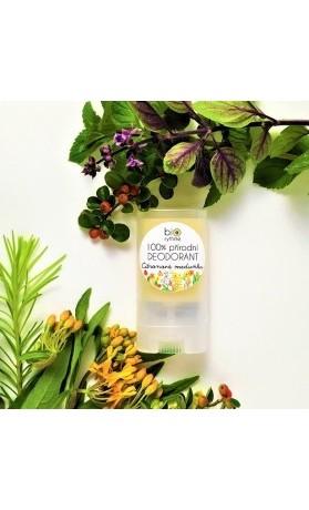 Biorythme 100% přírodní deodorant Citronová meduňka (malý)