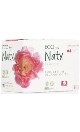 Naty ECO tampóny - regular